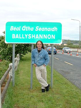 welcome at Ballyshannon 2005